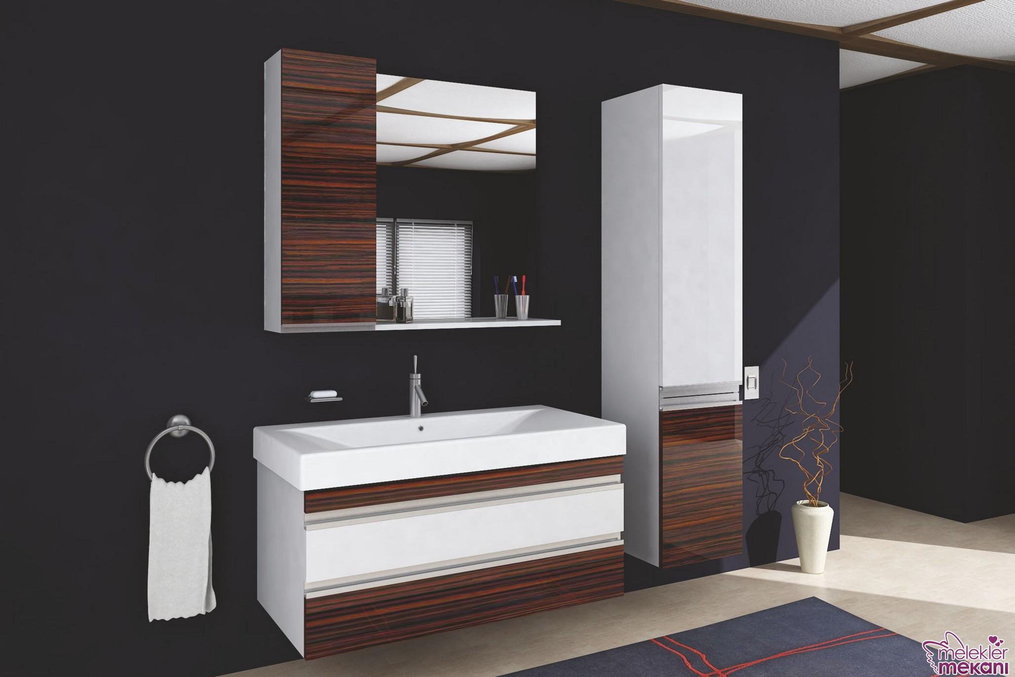 Vitra banyo dolabı modelleri ile banyolarınızı özelleştirebilirsiniz.