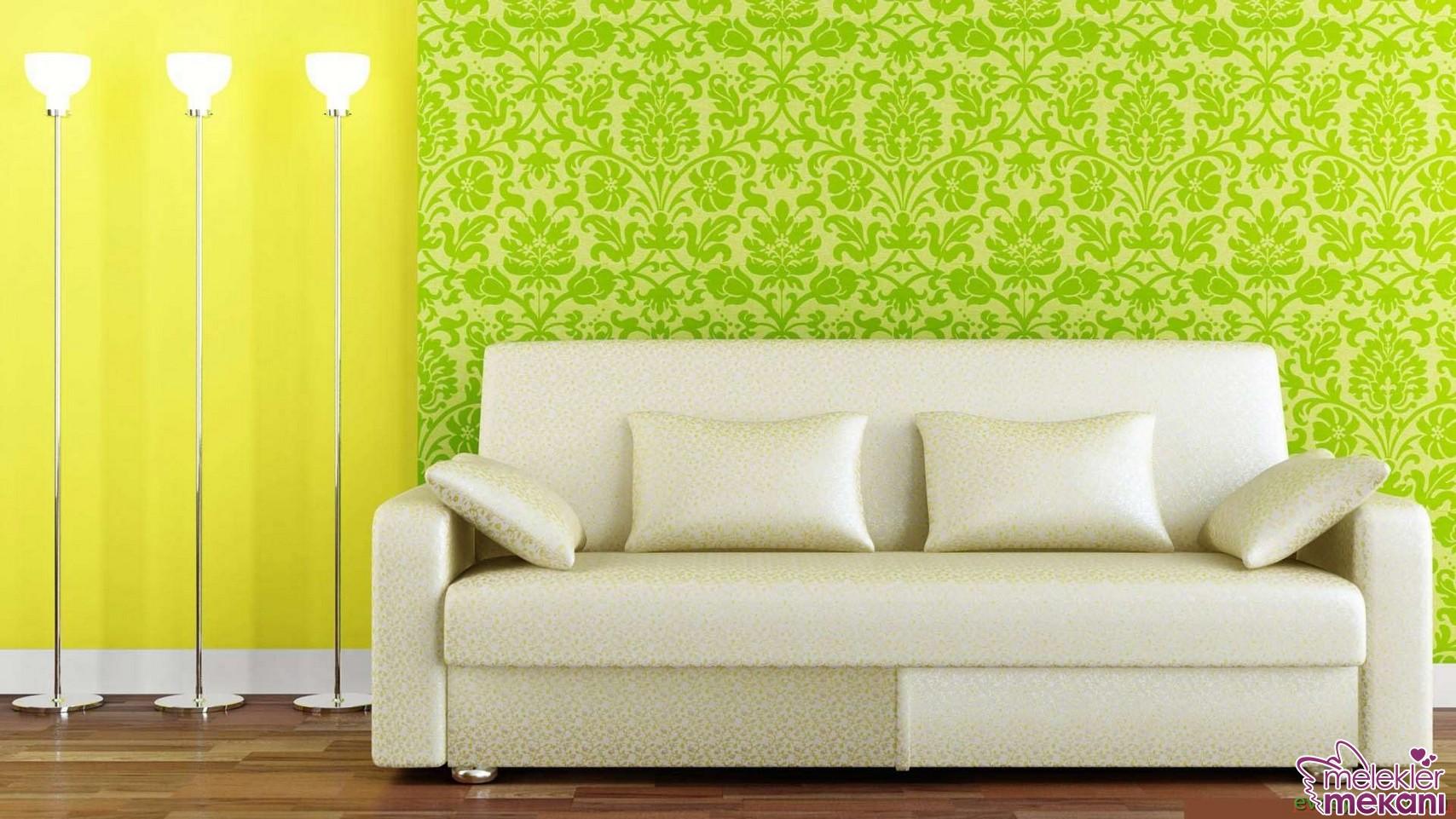 2017 en yeni duvar kağıdı modelleri ile odalarınız canlanabilecektir.