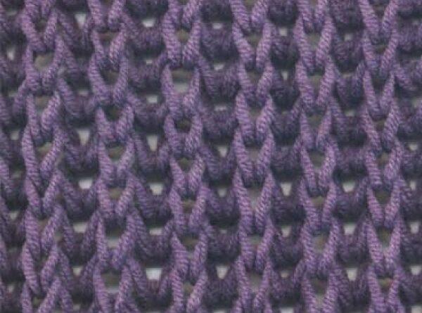 derya baykal selanik örgü modeline yakından bir örnek