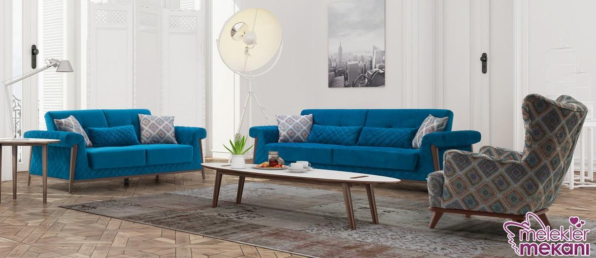 Yeni trend Aldora modern oturma grubu modelleri ile şıklık odalarınızın vazgeçilmezi olabilecek.