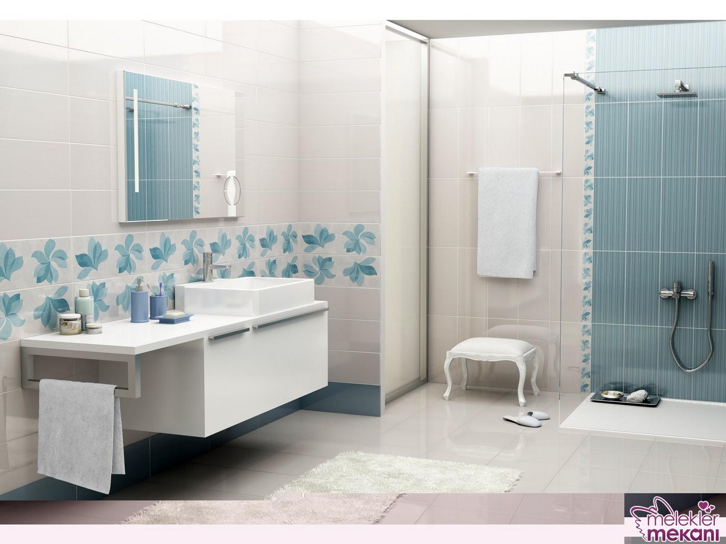 Kalebodur önerilerinde en yeni modeller ile trend banyo dekorasyonu gerçekleştirebilmeniz mümkün.
