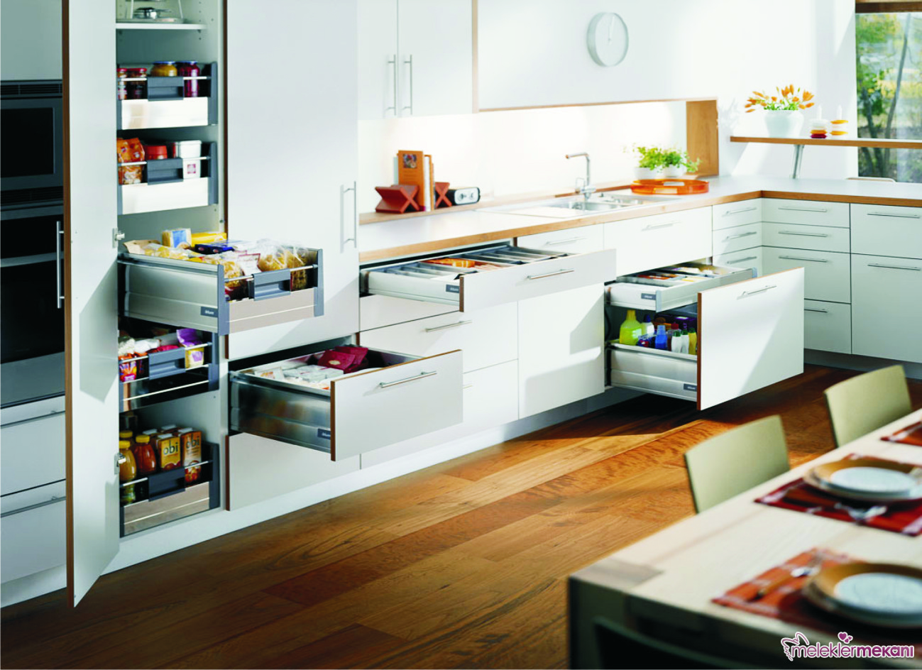 Mutfağıma en uygun mutfak modeli hangisi olmalıdır?